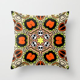 Mandala 3 Throw Pillow