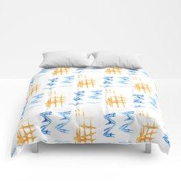Donovan Print Comforters