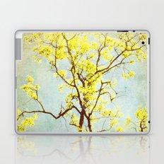 Yellow Tree Laptop & iPad Skin