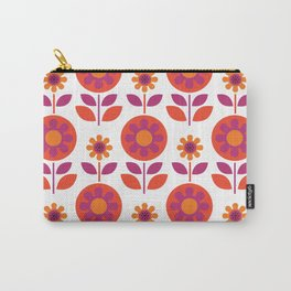Hills & Daylesford Pink Carry-All Pouch