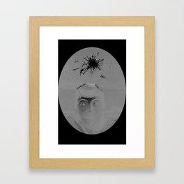 N. B. K. Thomas Framed Art Print