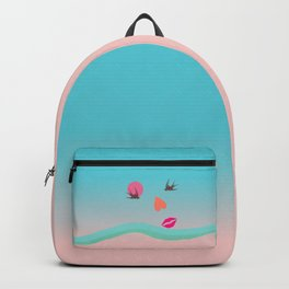 BE IN LOVE - Surreal illustration Backpack