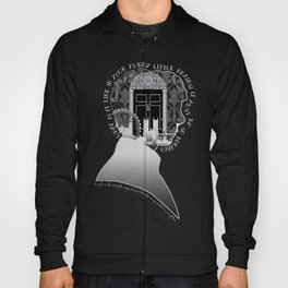 What is it Like in Your Funny Little Brains? Hoody