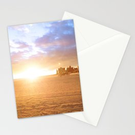 244. Coney lights, New York Stationery Cards