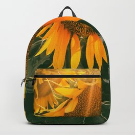 summer in the fields Backpack