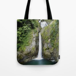 Doña Juana Falls Tote Bag