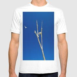 Soaring High in Blue Skies T-shirt