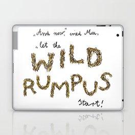 Let the wild rumpus start! Laptop & iPad Skin