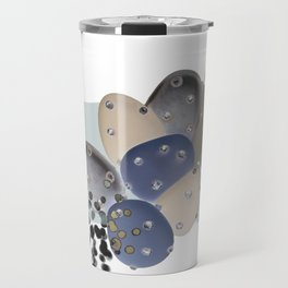 OLAF - Abstract Form Impressions Travel Mug
