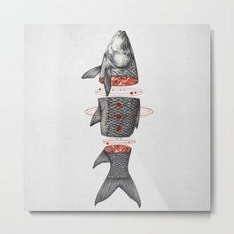 Sashimi I Metal Print