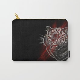 Tiger's Blood Carry-All Pouch