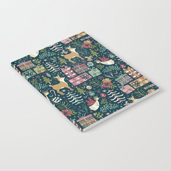 Christmas Joy Notebook
