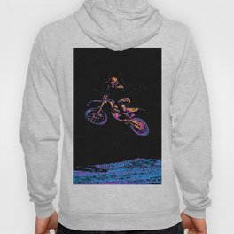 AIR TIME - Motocross Sports Art Hoody