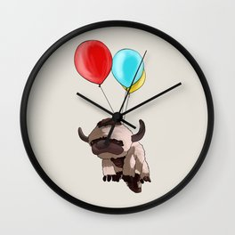 Balloon Appa Wall Clock