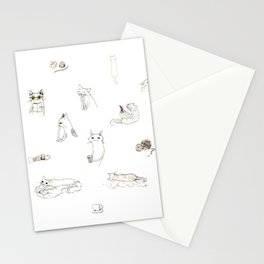Cats For All Stationery Cards