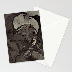 Mothman's Teatime Stationery Cards