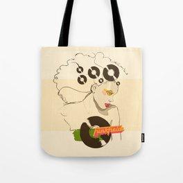 Funk My Field Tote Bag