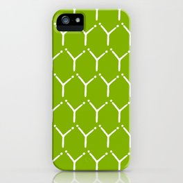 DIDDY OLIVE TREE iPhone Case