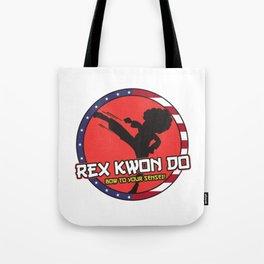 Rex Kwon Do - Bow To Your Sensei! Tote Bag