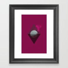 Cradle Descent Framed Art Print
