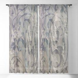 Moneta Sheer Curtain
