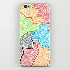 Trianglez iPhone Skin