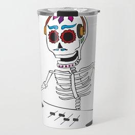 Dia De La Musica Travel Mug