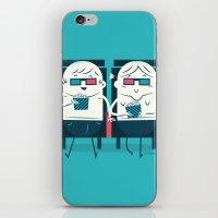 :::Cinema Couple::: iPhone & iPod Skin