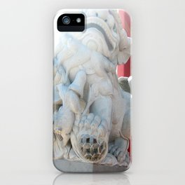 Friends of Stone iPhone Case