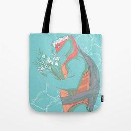 Raphael - Gladiolas Tote Bag