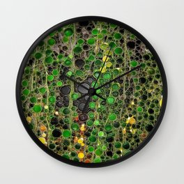 :: Jungle Boogie :: Wall Clock