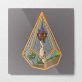 tower prism  Metal Print