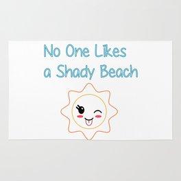 Shady Beach Rug