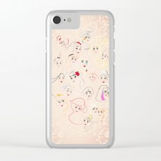 The Jewels Clear iPhone Case