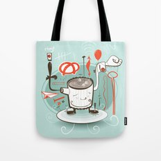 Easily Distracted Tote Bag