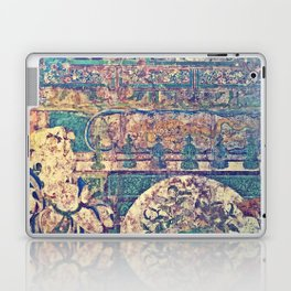Etched in Stone Laptop & iPad Skin
