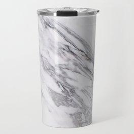 Alabaster marble Travel Mug