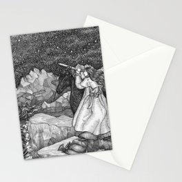 The Stargazer Stationery Cards
