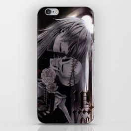 dance with death iPhone Skin