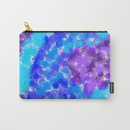 Splatter Paint Carry-All Pouch