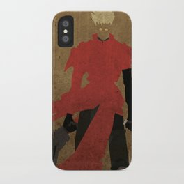 Vash the Stampede iPhone Case