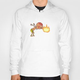 Yoga Flame! Hoody