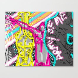 Army of Me Canvas Print