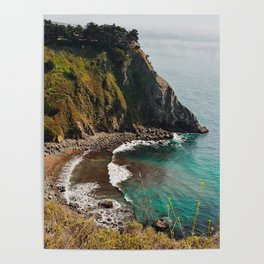 South of Big Sur Poster