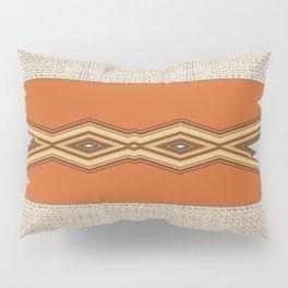 Southwestern Earth Tone Texture Design Pillow Sham
