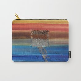 Of the Earth 3 by Nadia J Art Carry-All Pouch