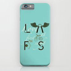 Love at First Sight and Bicycle Slim Case iPhone 6s