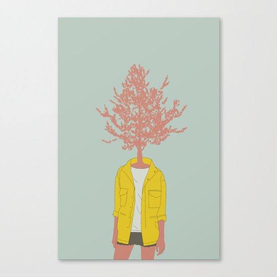 Woman Nature 4 Canvas Print