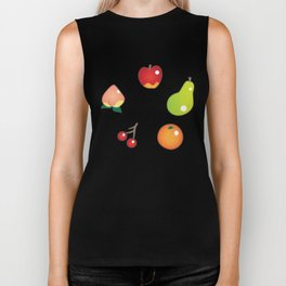 Fruit Basket Biker Tank