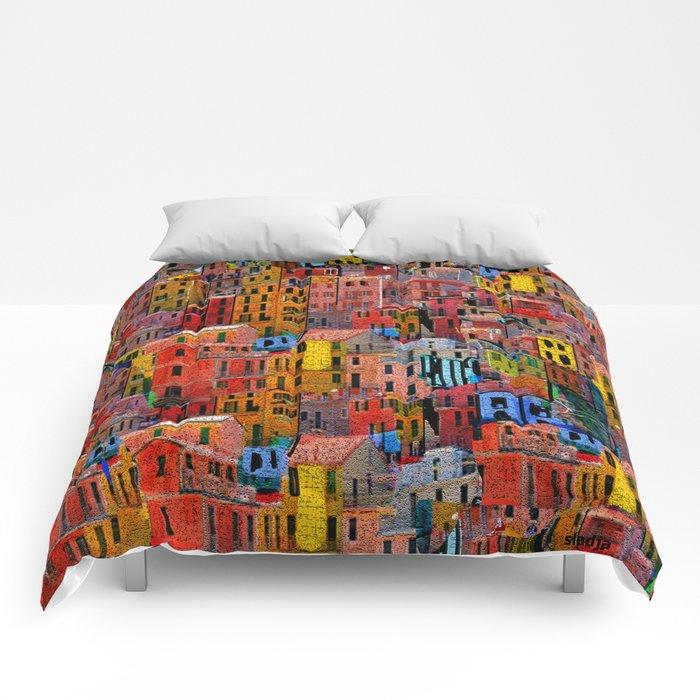 bella citta  Comforters